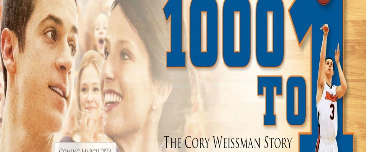 Watch 1000 to 1: The Cory Weissman Story