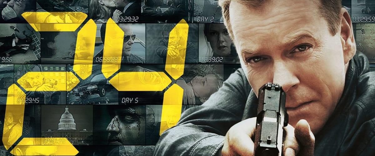 Watch 24 - Season 4