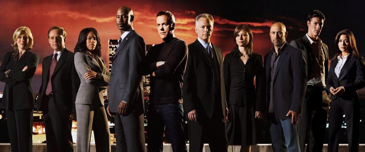 Watch 24 - Season 5