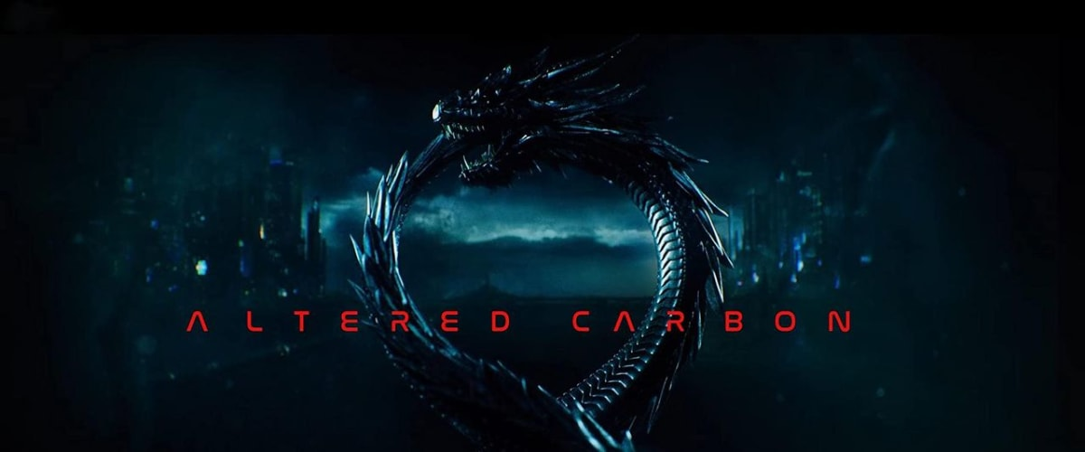 Watch Altered Carbon - Season 2