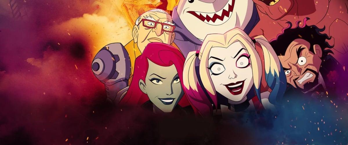 Watch Harley Quinn - Season 2