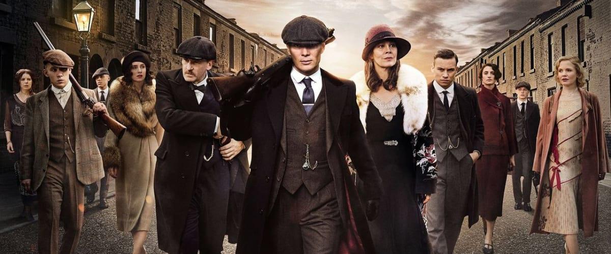 Watch Peaky Blinders - Season 5