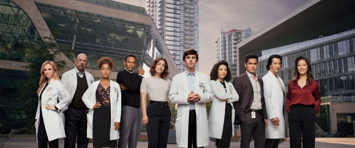 Watch The Good Doctor - Season 4