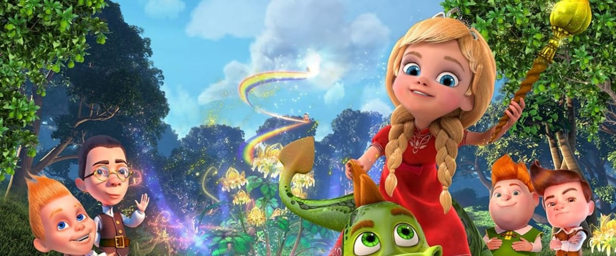Watch The Princess and the Dragon