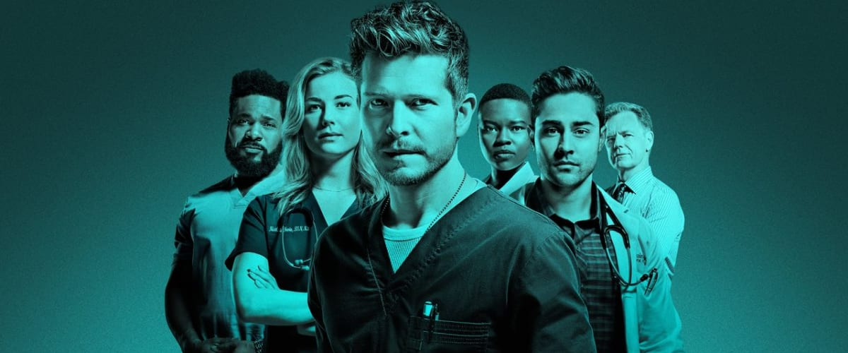 Watch The Resident - Season 4