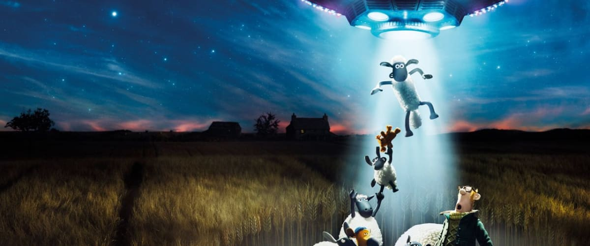Watch A Shaun the Sheep Movie: Farmageddon