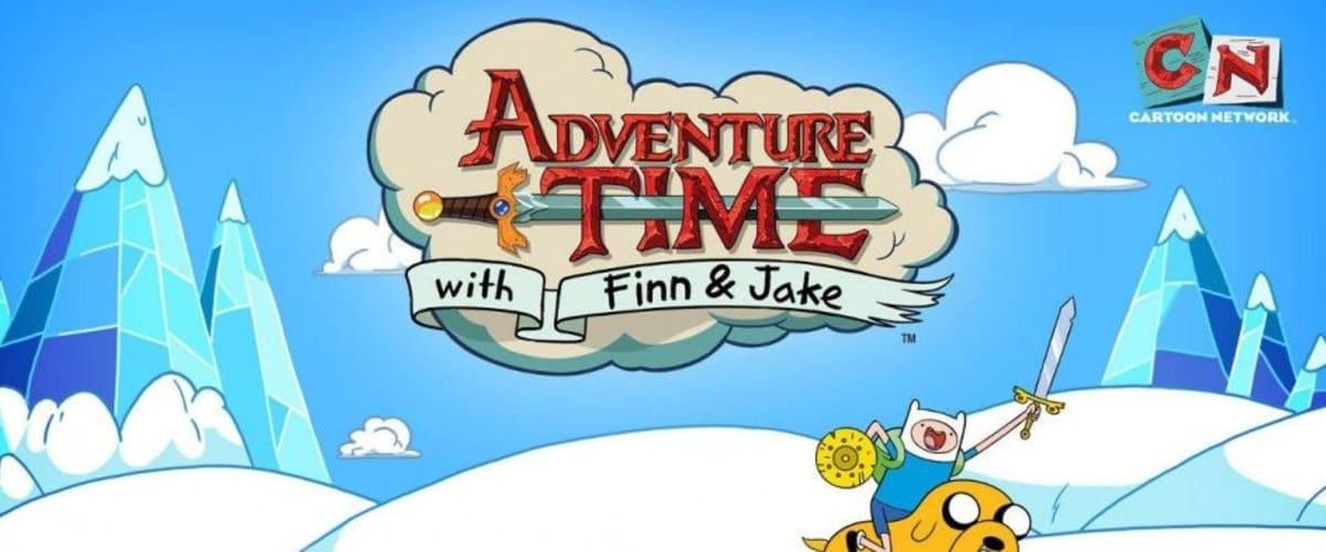 Watch Adventure Time Online Free