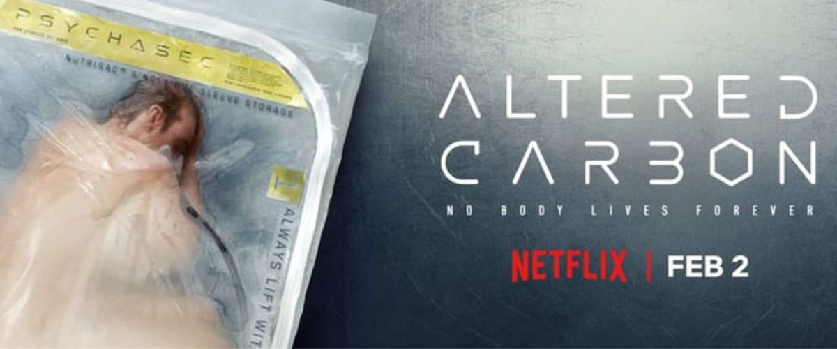 Watch Altered Carbon - Season 1