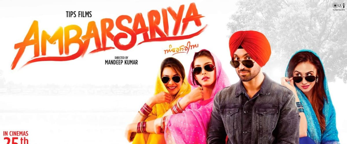 Watch Ambarsariya