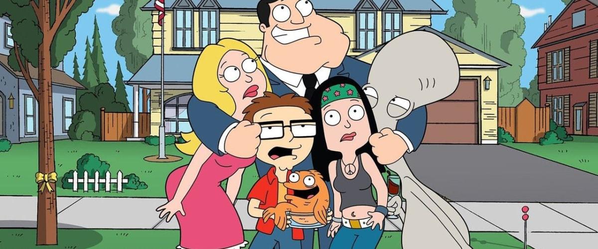 Watch American Dad! - Season 15