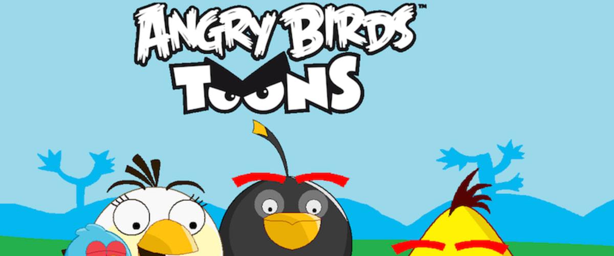 Watch Angry Birds Toons - Season 1
