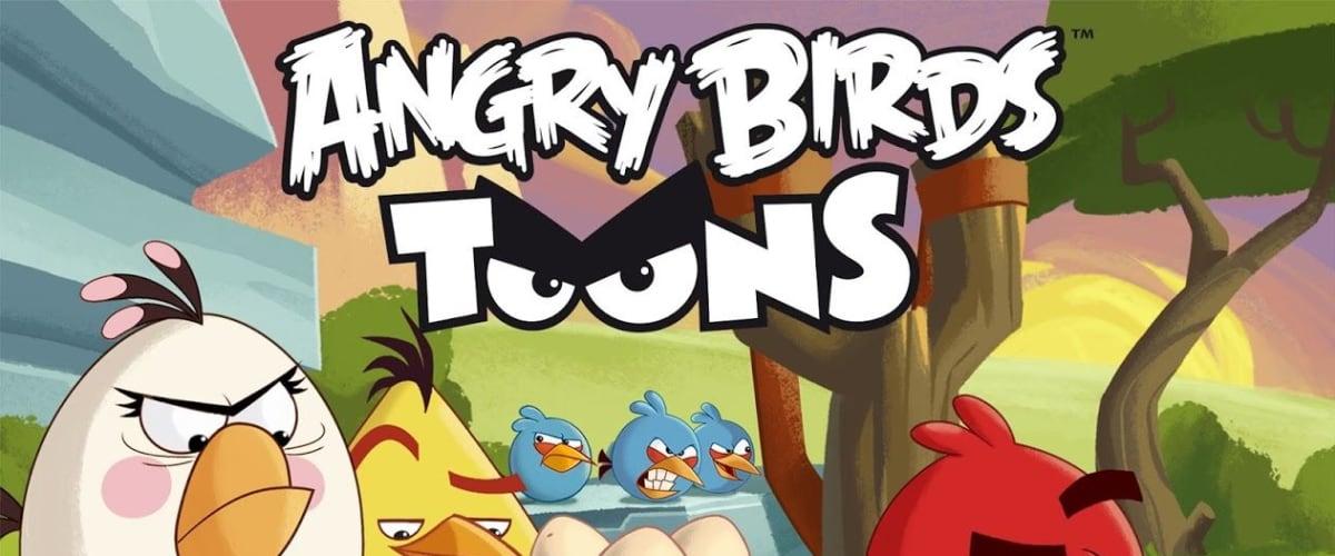 Watch Angry Birds Toons - Season 2