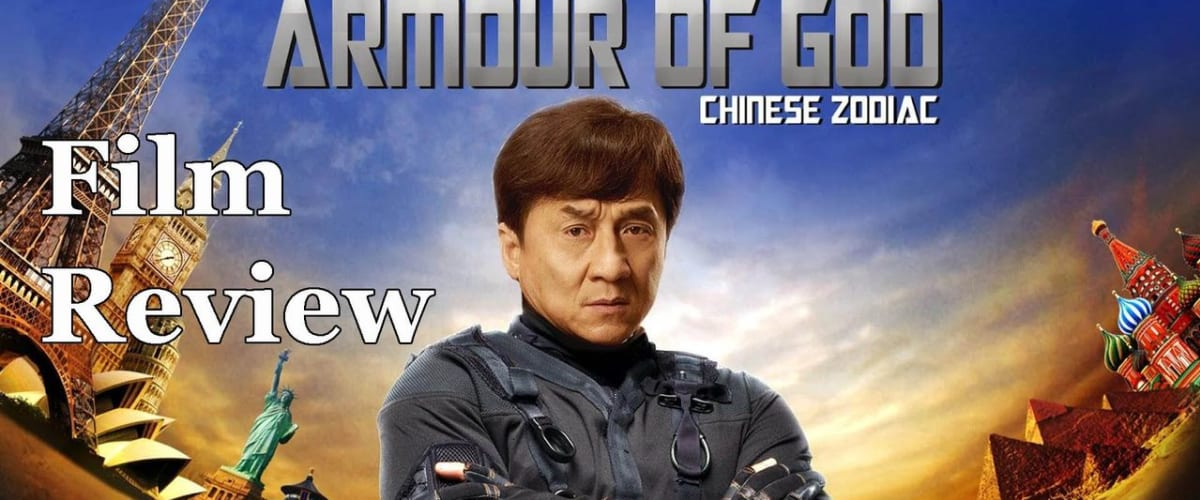 Watch Armour Of God Iii: Chinese Zodiac