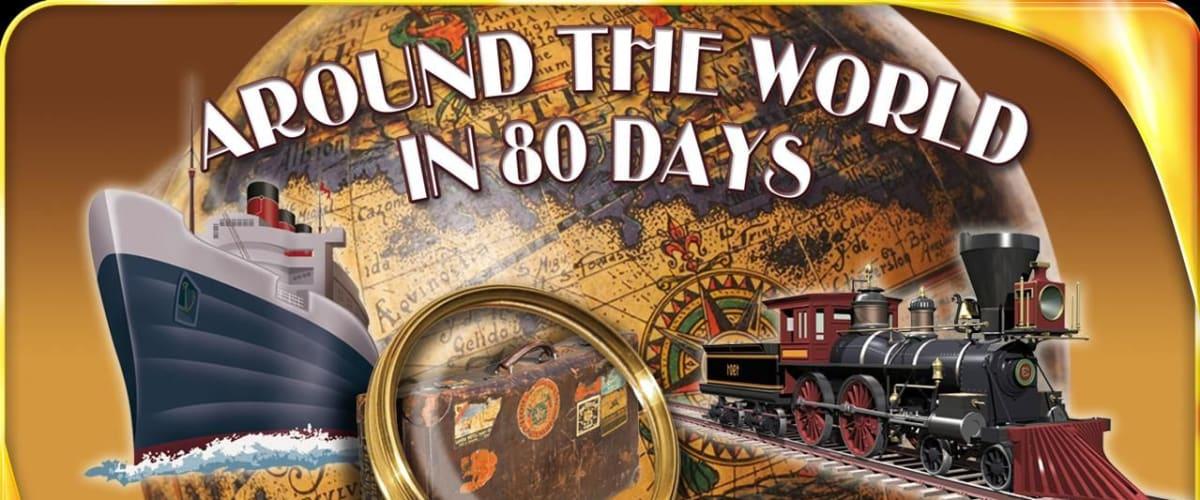Watch Around The World In 80 Days