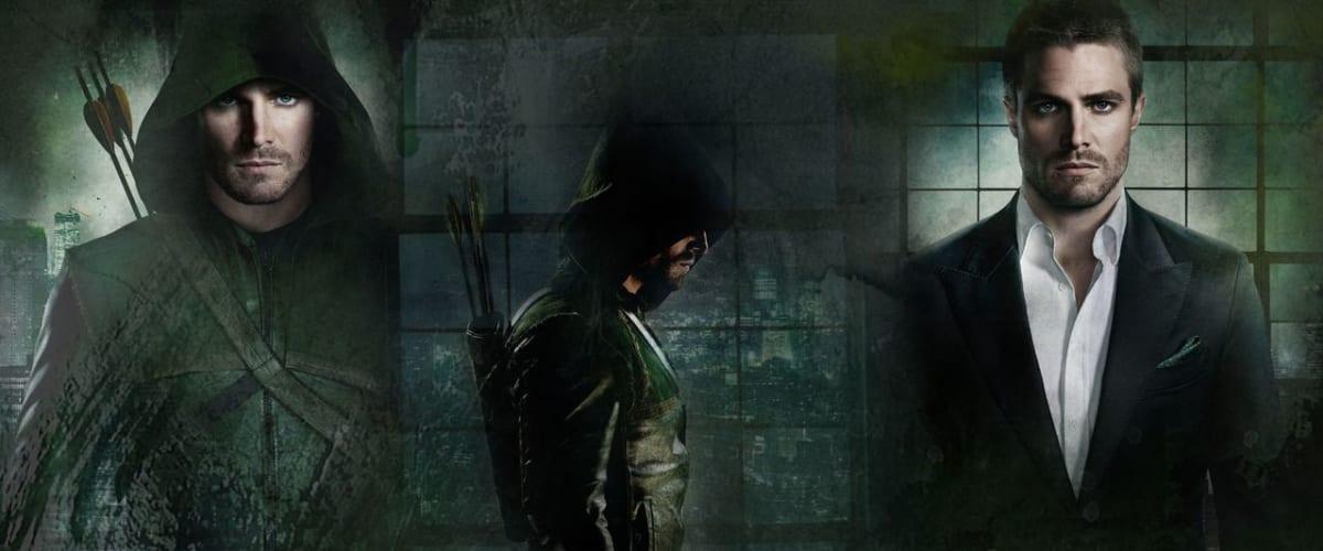 Watch Arrow - Season 1