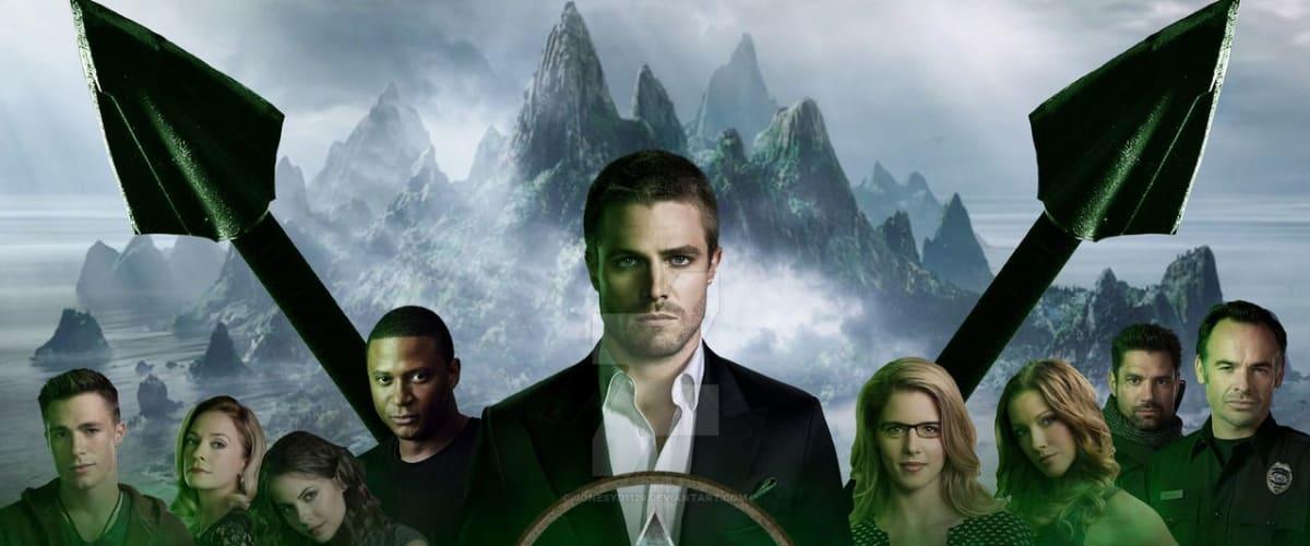 Watch Arrow - Season 2