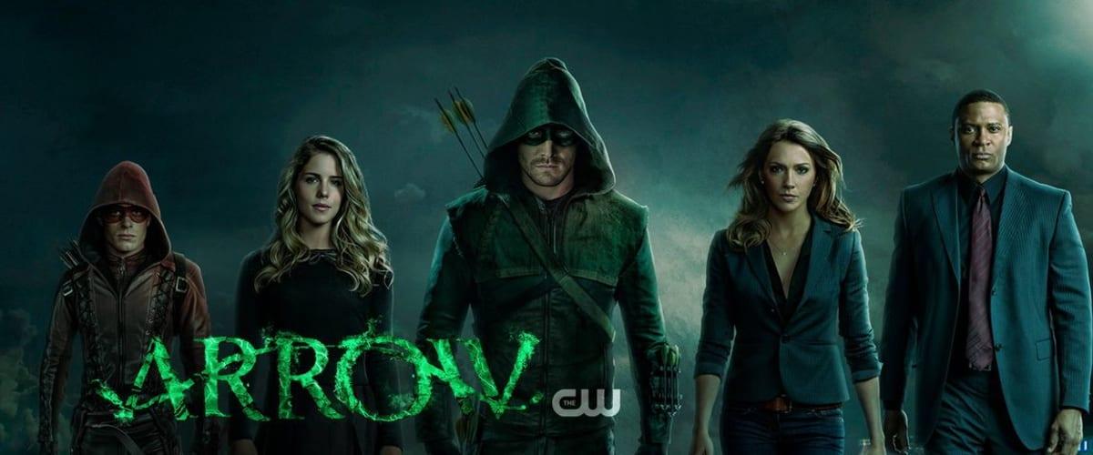 Watch Arrow - Season 3