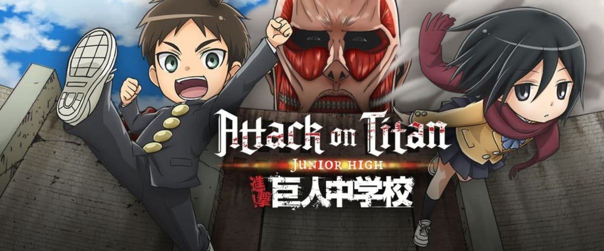 Watch Attack on Titan (English Audio) For Free Online ...