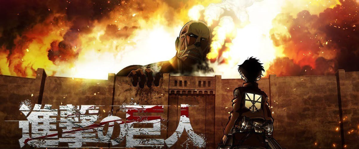 Watch Attack on Titan - Season 1