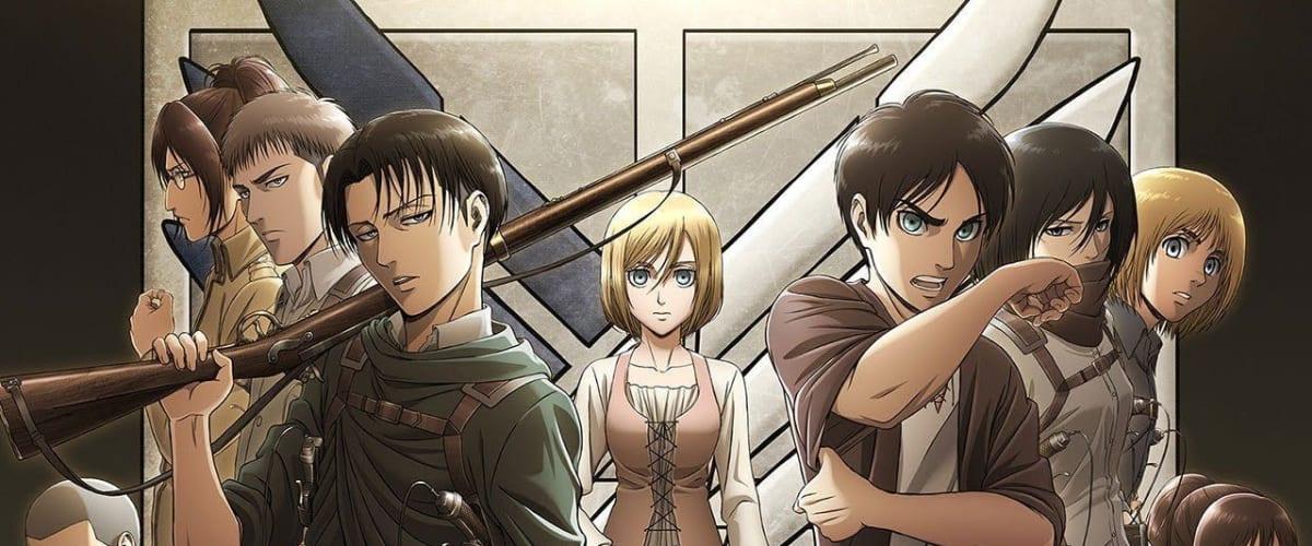 Watch Attack on Titan - Season 3