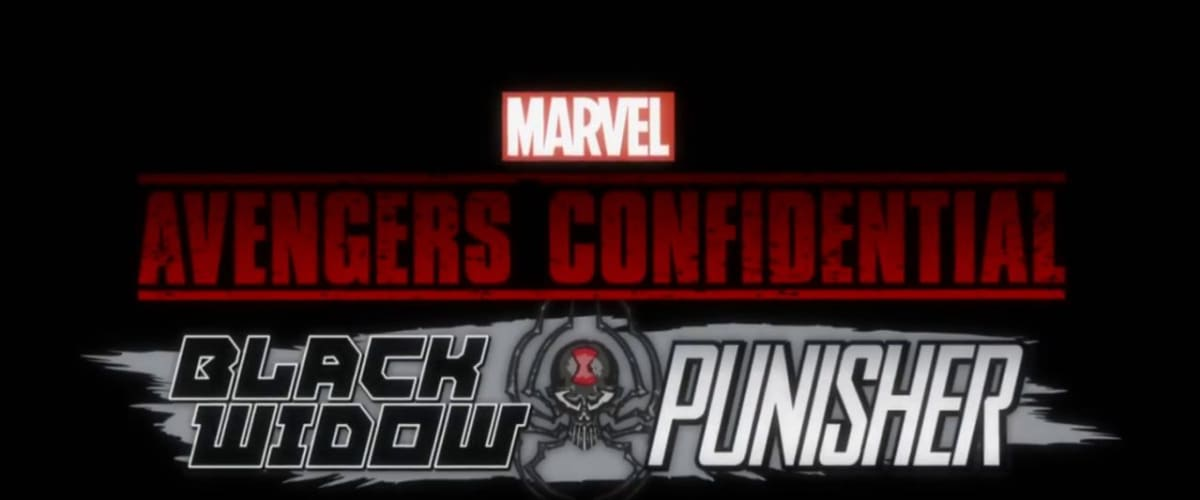 Watch Avengers Confidential: Black Widow & Punisher