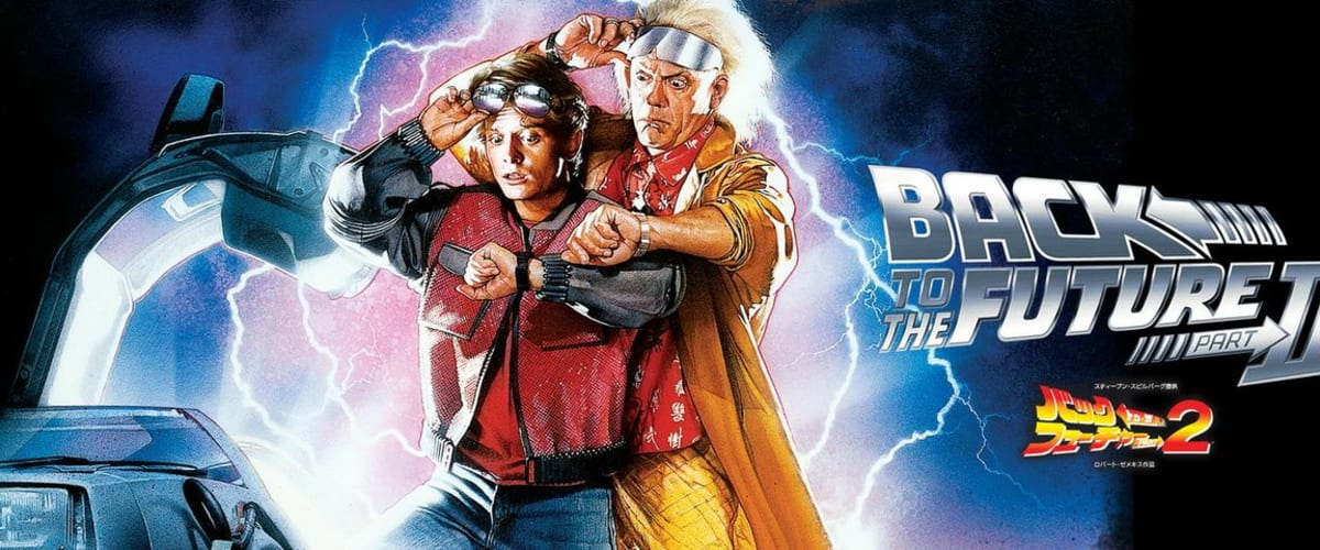 Watch Back To The Future Part 2