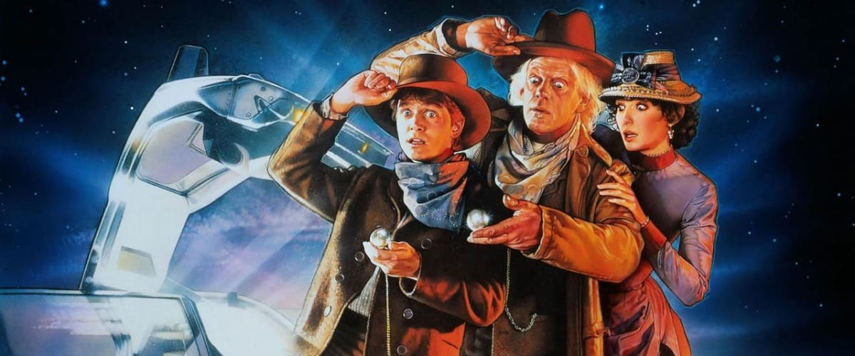 Watch Back To The Future Part 3