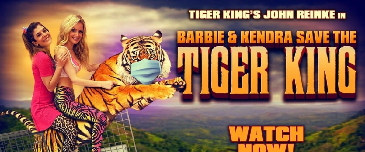 Watch Barbie & Kendra Save the Tiger King