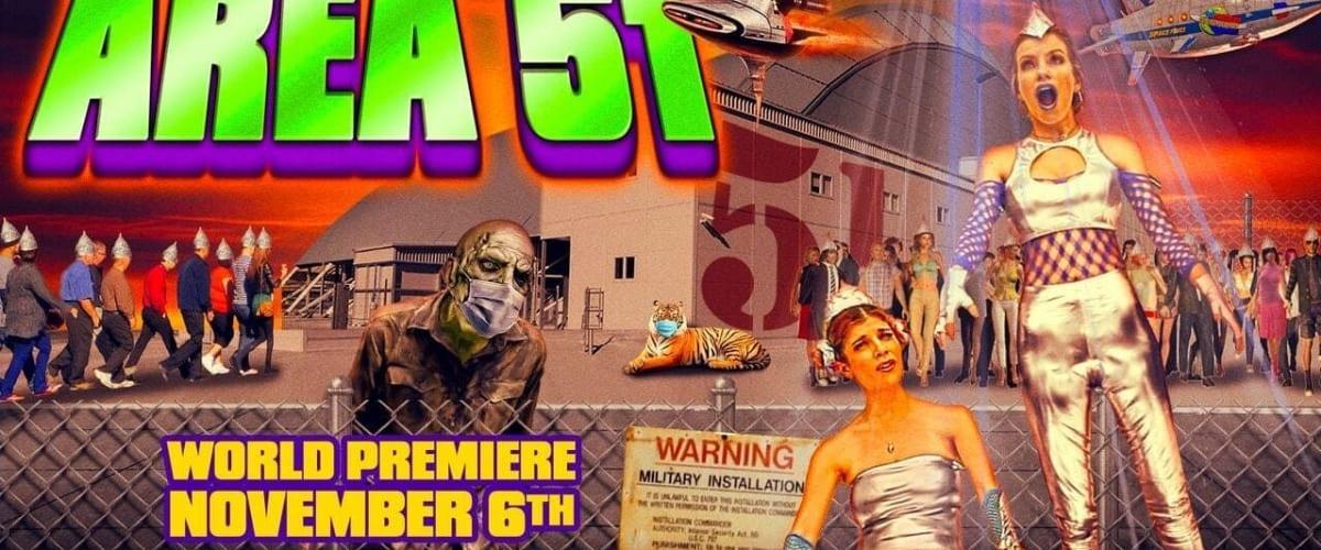 Watch Barbie & Kendra Storm Area 51