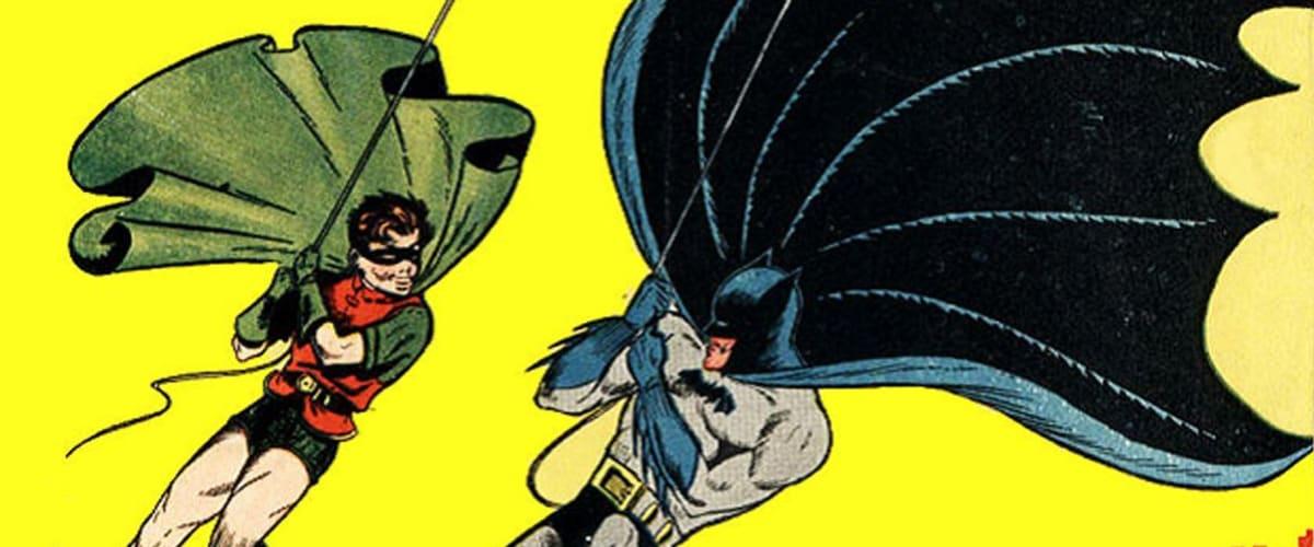 Watch Batman and Bill