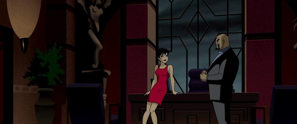 Watch Batman: Mystery of the Batwoman