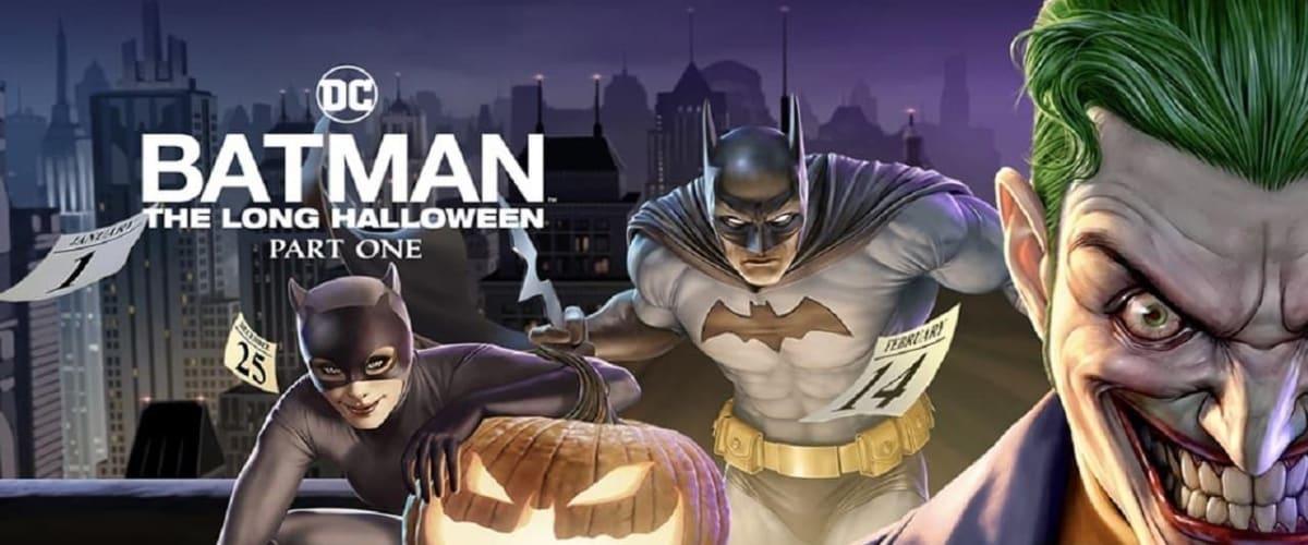 Watch Batman: The Long Halloween, Part One