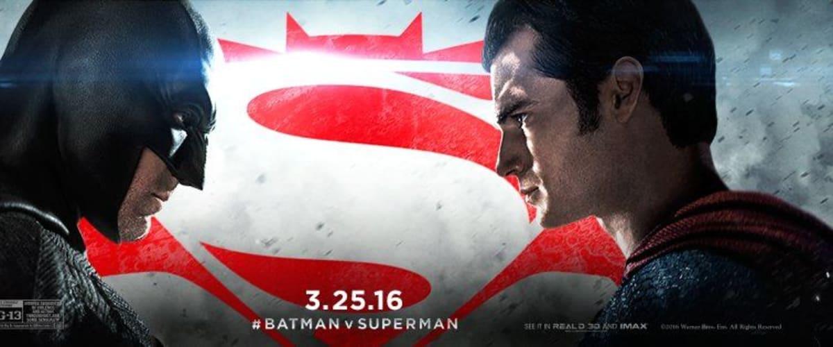 Watch Batman v Superman Dawn of Justice