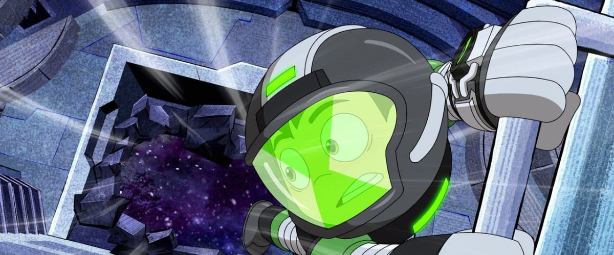 Watch Ben 10 vs. the Universe: The Movie