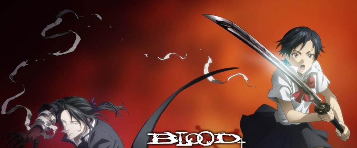 Watch Blood Plus (Blood+) (English Audio)