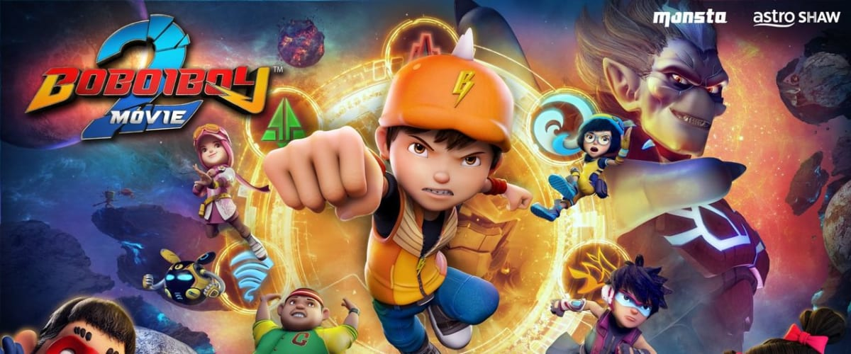 Watch BoBoiBoy Movie 2