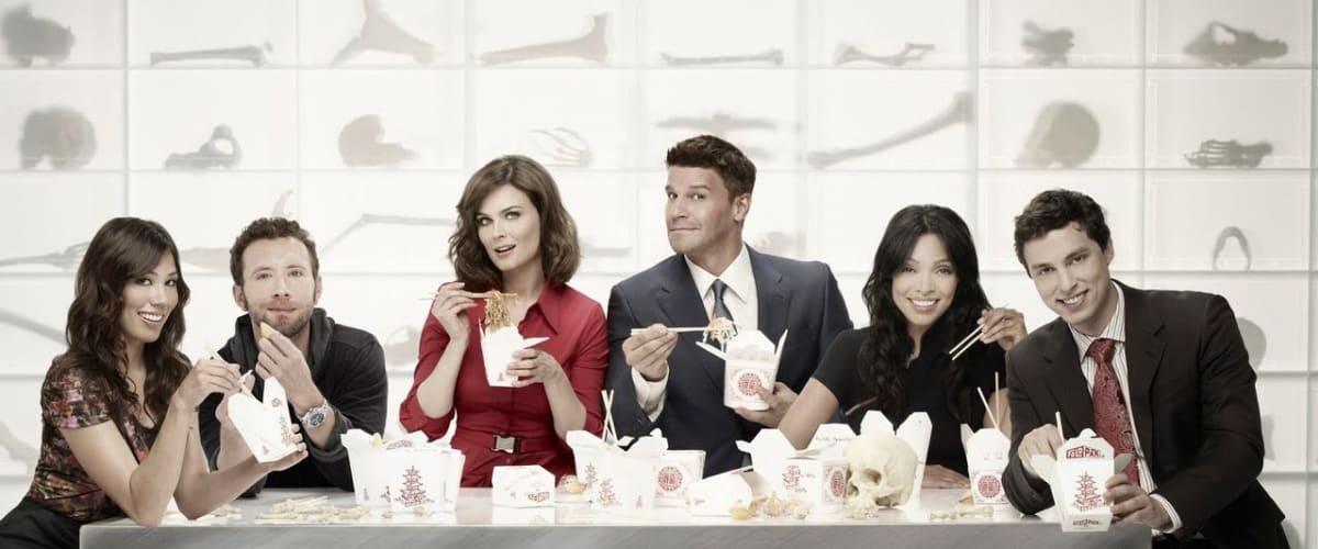 Watch Bones - Season 6