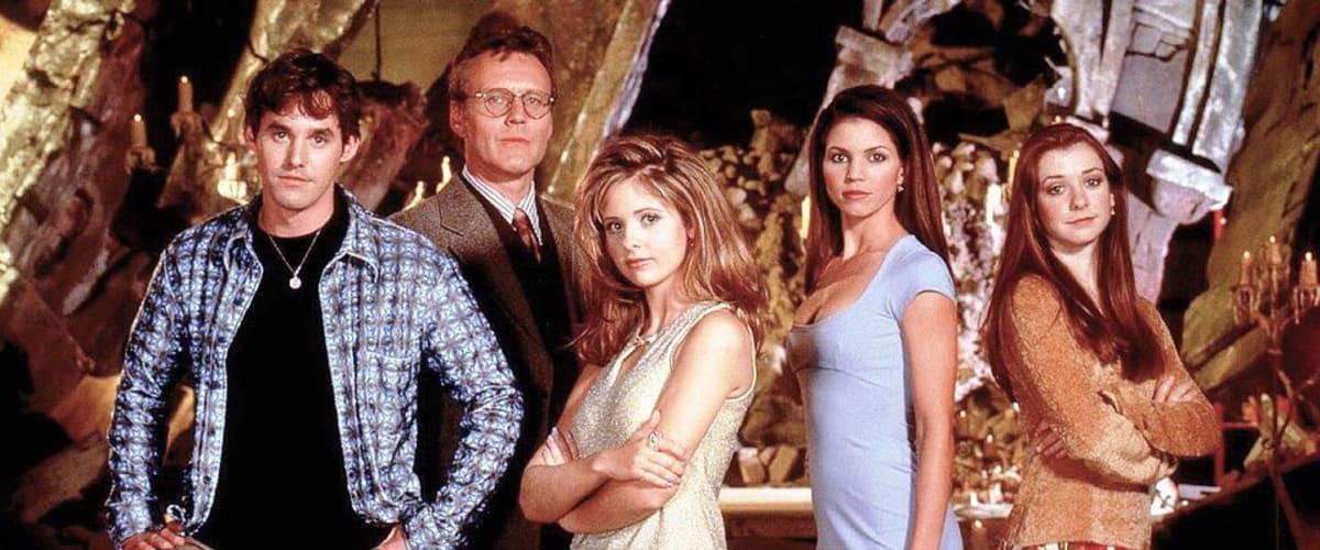 Watch Buffy the Vampire Slayer - Season 1