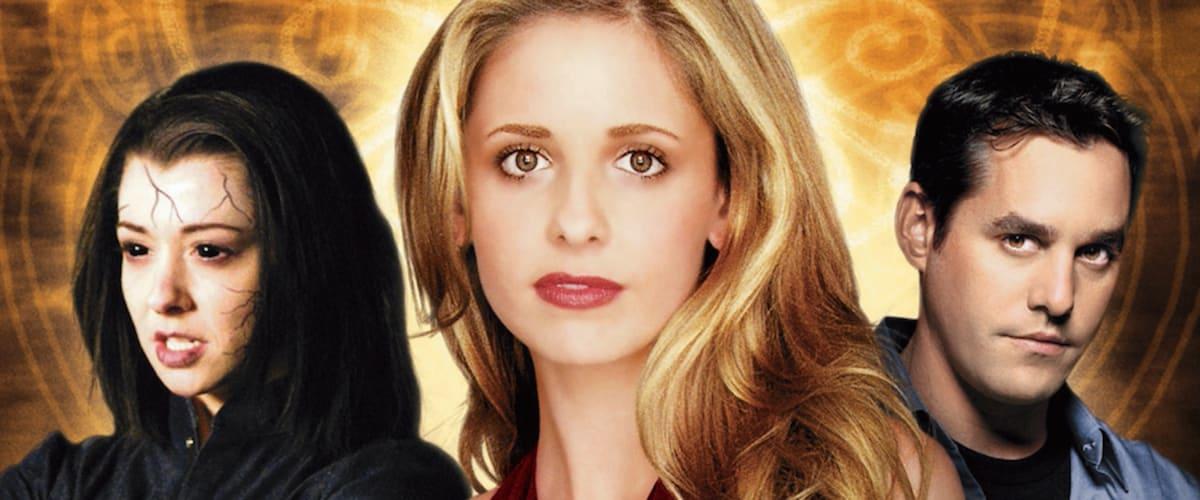 Watch Buffy the Vampire Slayer - Season 7