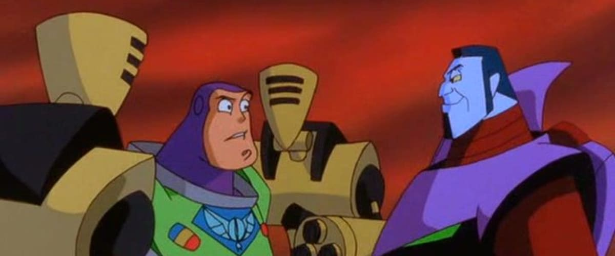 Watch Buzz Lightyear of Star Command: The Adventure Begins