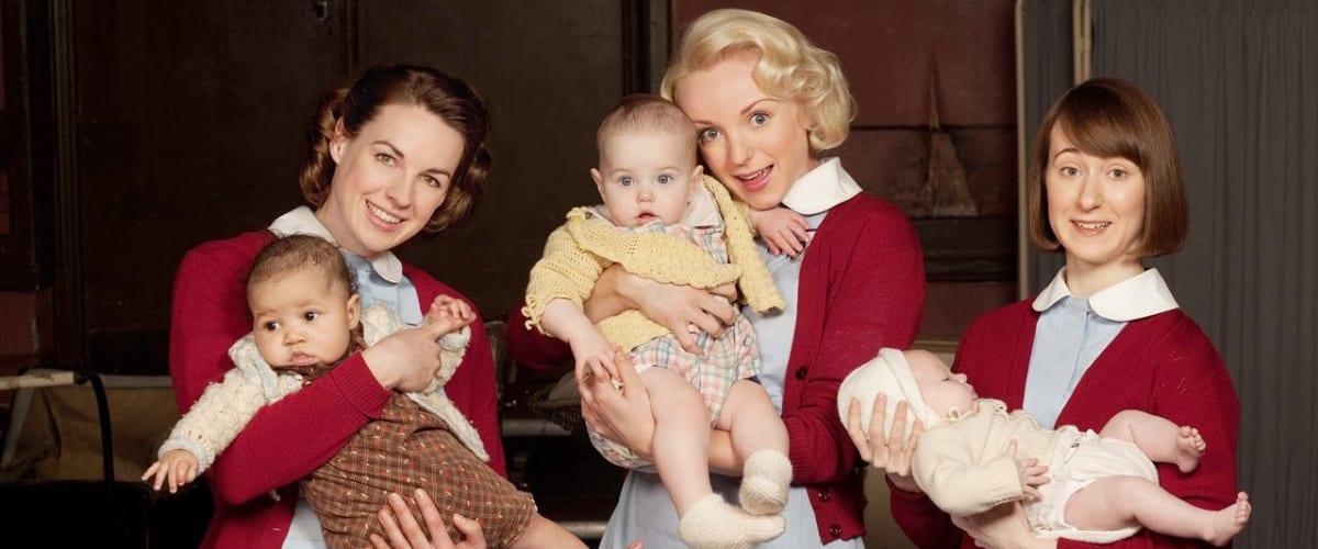 Watch Call the Midwife - Season 4