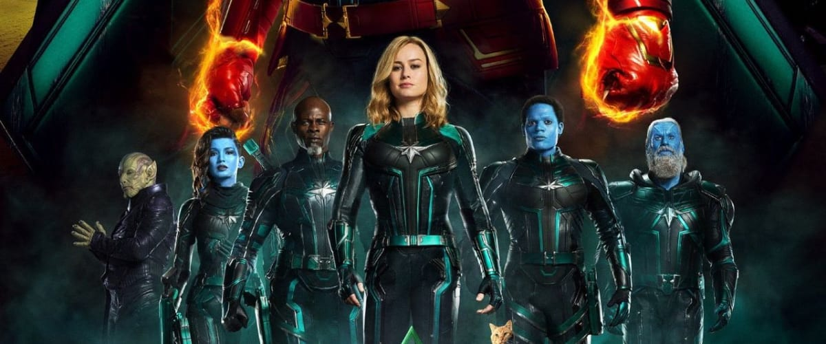 Watch Captain Marvel