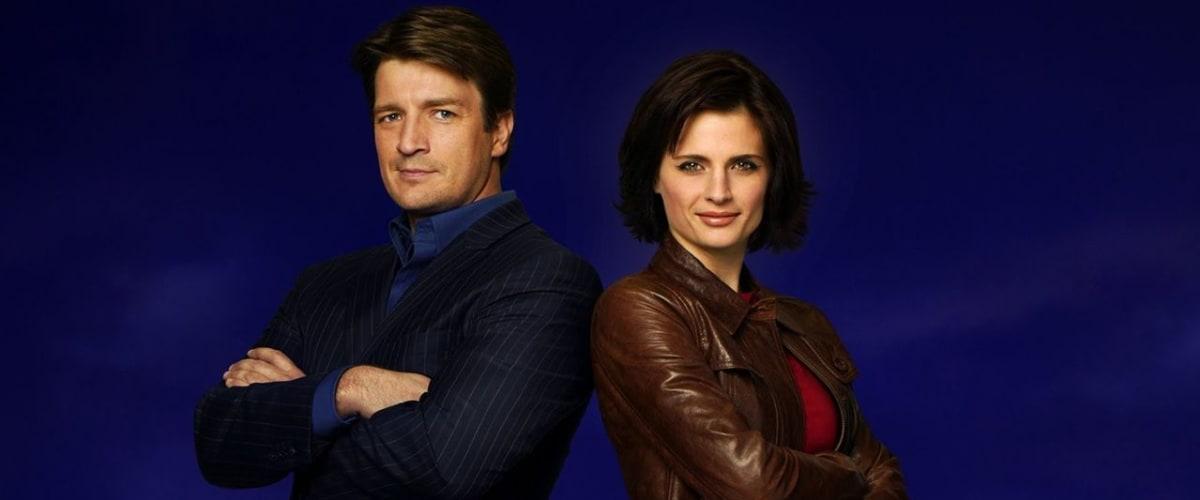 Watch Castle - Season 1