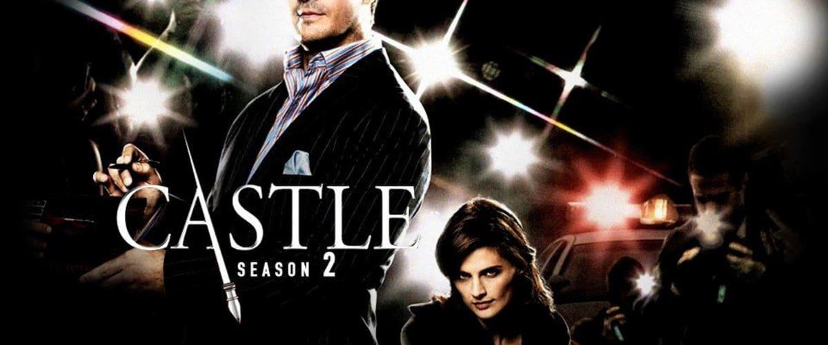 Watch Castle - Season 2