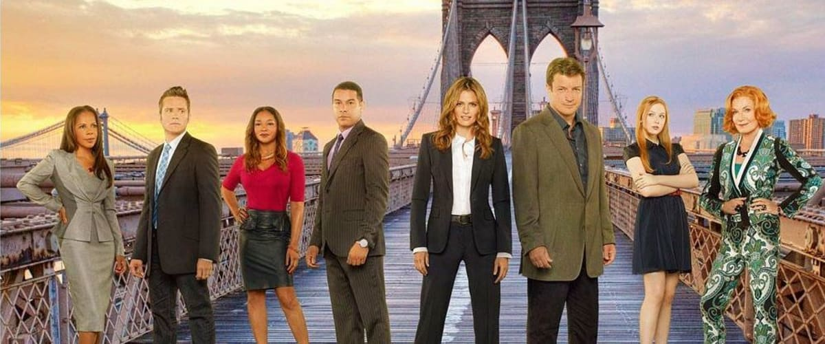 Watch Castle - Season 6