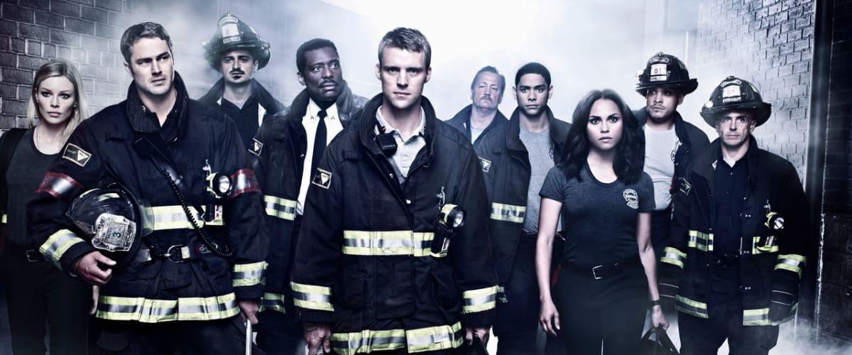 Watch Chicago Fire - Season 4
