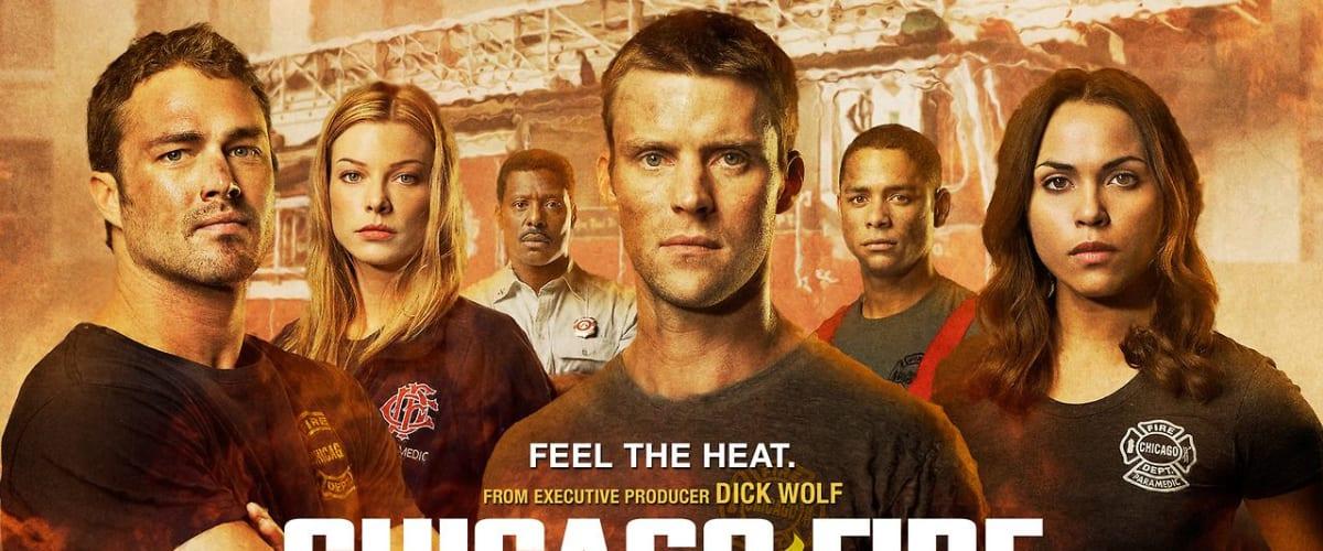 Watch Chicago Fire - Season 6