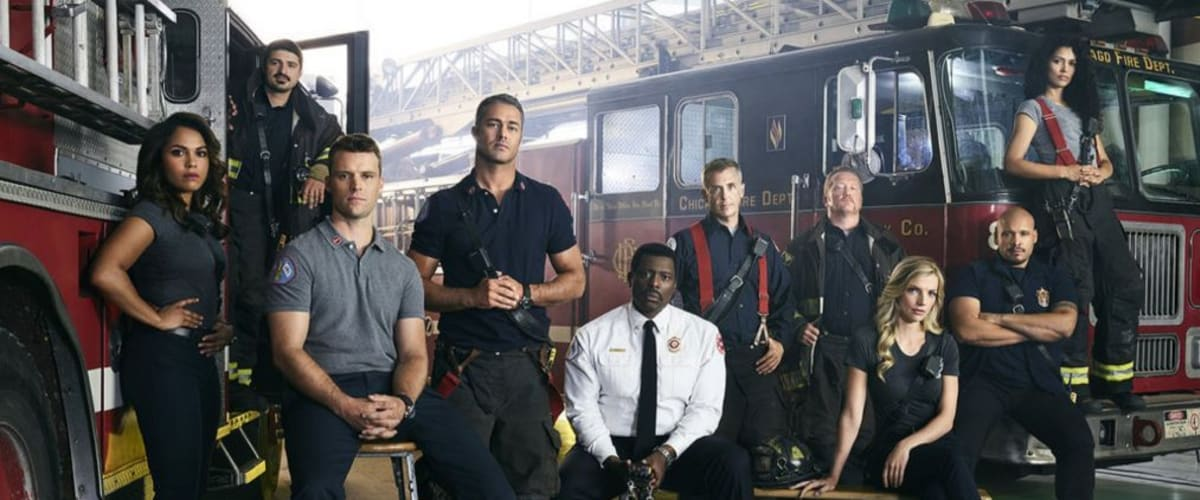 Watch Chicago Fire - Season 7