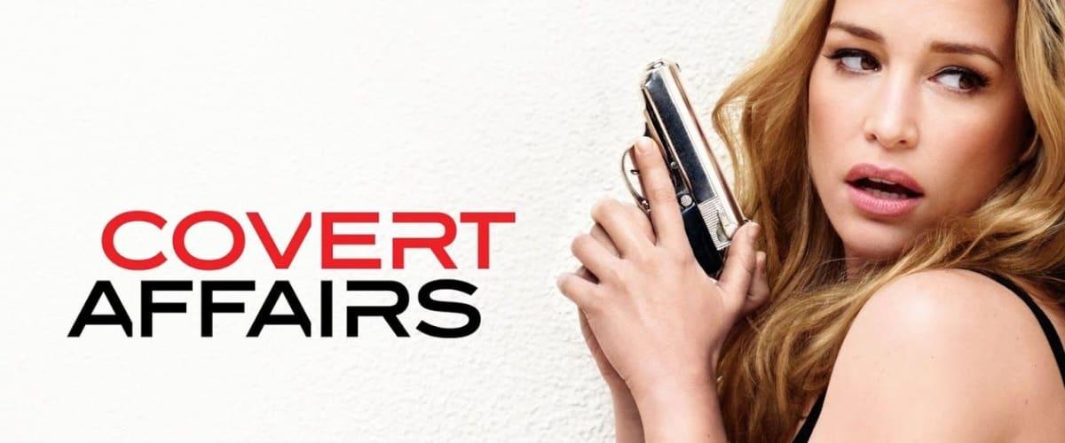 Watch Covert Affairs - Season 1