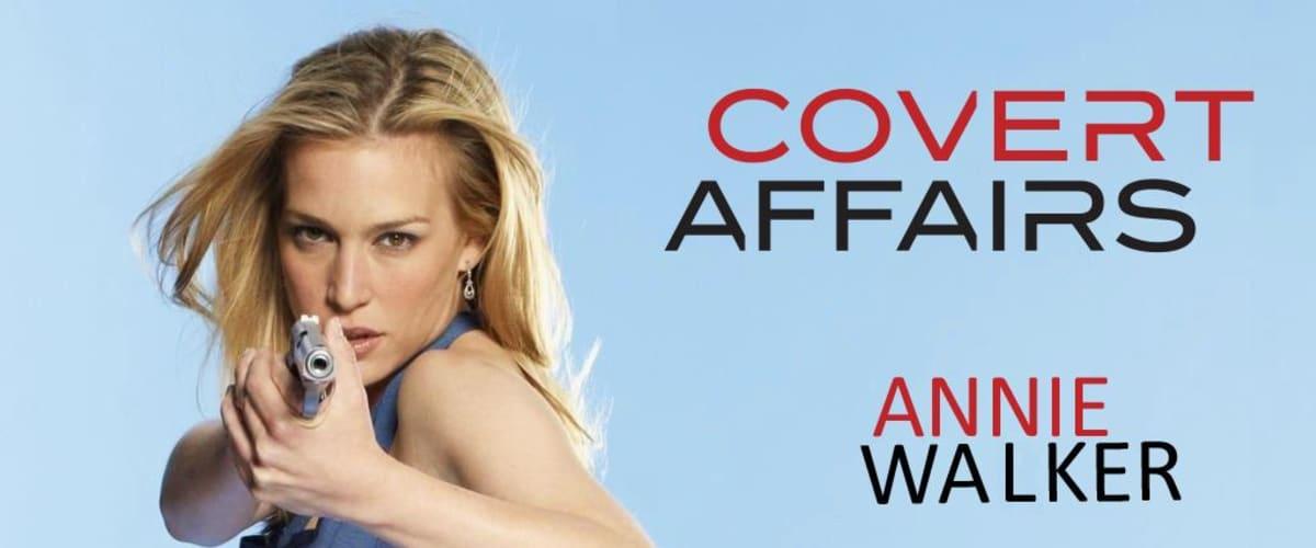 Watch Covert Affairs - Season 4